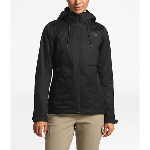 【クーポンで最大2000円OFF】(取寄)ノースフェイス レディース アローウッド トリクライメイト ジャケット The North Face Women's Arrowood Triclimate Jacket TNF Black / TNF Black
