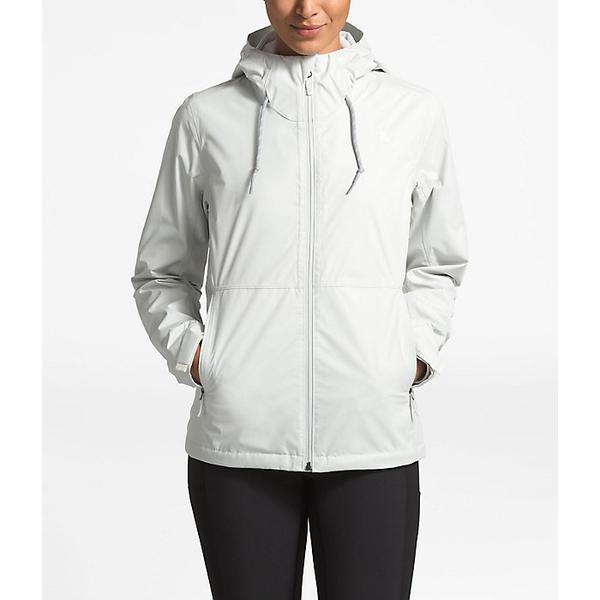 (取寄)ノースフェイス レディース アローウッド トリクライメイト ジャケット The North Face Women's Arrowood Triclimate Jacket Tin Grey / TNF White