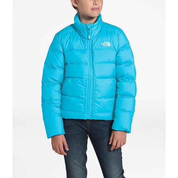 (取寄)ノースフェイス ガールズ アンデス ダウン ジャケット The North Face Girls' Andes Down Jacket Turquoise Blue