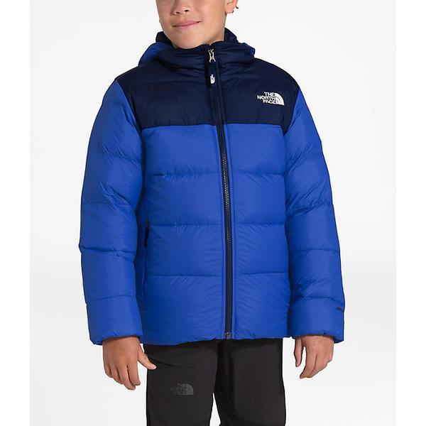 (取寄)ノースフェイス ボーイズ ダブル ダウン トリクライメイト ジャケット The North Face Boys' Double Down Triclimate Jacket TNF Blue