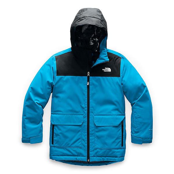 【エントリーでポイント10倍】(取寄)ノースフェイス キッズ フリーダム インスレート ジャケット The North Face Kid's Freedom Insulated Jacket Acoustic Blue