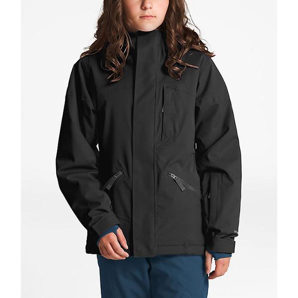 (取寄)ノースフェイス キッズ レナド インスレート ジャケット The North Face Kid's Lenado Insulated Jacket TNF Black