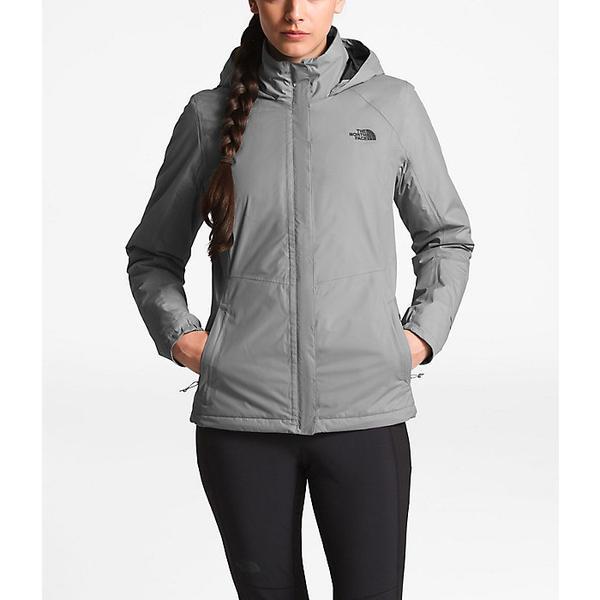 【クーポンで最大2000円OFF】(取寄)ノースフェイス レディース リゾルブ インスレート ジャケット The North Face Women's Resolve Insulated Jacket Mid Grey / Mid Grey