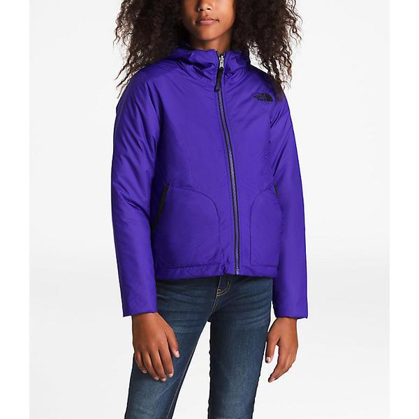 (取寄)ノースフェイス キッズ リバーシブル ペリート ジャケット The North Face Kid's Reversible Perrito Jacket Deep Blue