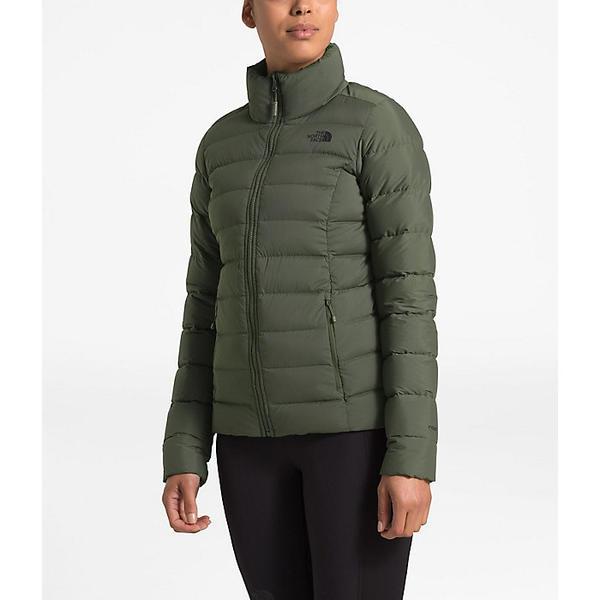(取寄)ノースフェイス レディース ストレッチ ダウン ジャケット The North Face Women's Stretch Down Jacket New Taupe Green