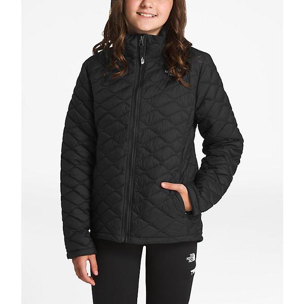 (取寄)ノースフェイス キッズ サーモボール フル ジップ ジャケット The North Face Kid's ThermoBall Full Zip Jacket TNF Black