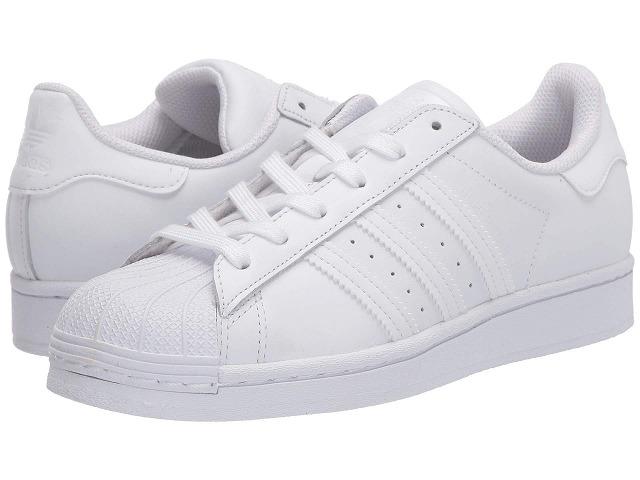 (取寄)アディダス オリジナルス レディース スーパースター W adidas originals Women adidas Originals Superstar W Footwear White/Footwear White/Footwear White