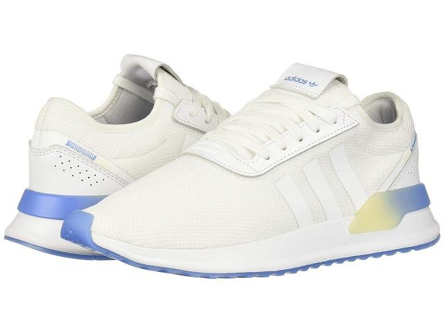 (取寄)アディダス オリジナルス レディース U_Path X adidas originals Women U_Path X  Footwear White/Real Blue/Night Metallic