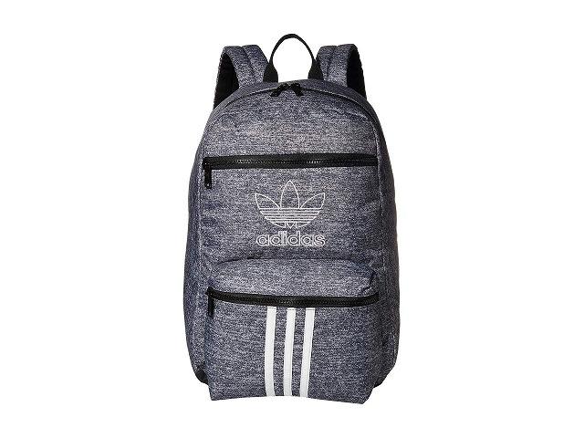 (取寄)アディダス オリジナルス ユニセックス オリジナル ナショナル 3 バックパック adidas originals Unisex Originals National 3 Backpack Onix Jersey/Black