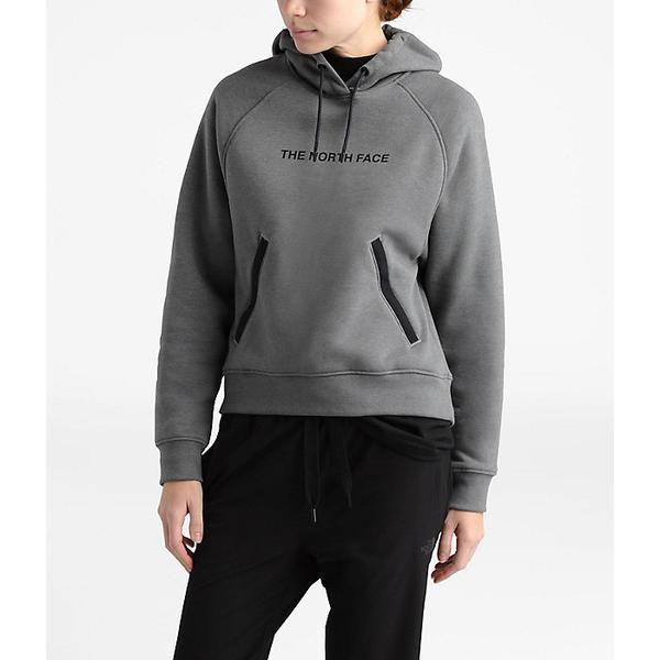 (取寄)ノースフェイス レディース NSE グラフィック プルオーバー フーディ The North Face Women's NSE Graphic Pullover Hoodie TNF Medium Grey Heather