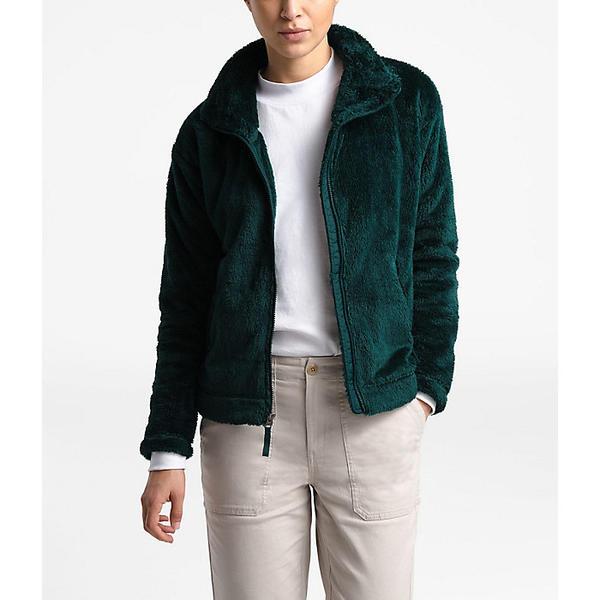 【クーポンで最大2000円OFF】(取寄)ノースフェイス レディース ファーリー フリース 2.0 ジャケット The North Face Women's Furry Fleece 2.0 Jacket Ponderosa Green