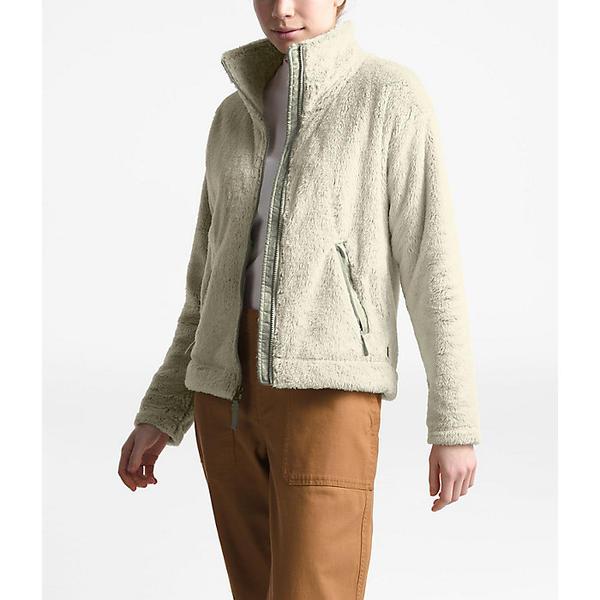 (取寄)ノースフェイス レディース ファーリー フリース 2.0 ジャケット The North Face Women's Furry Fleece 2.0 Jacket Vintage White/Dove Grey