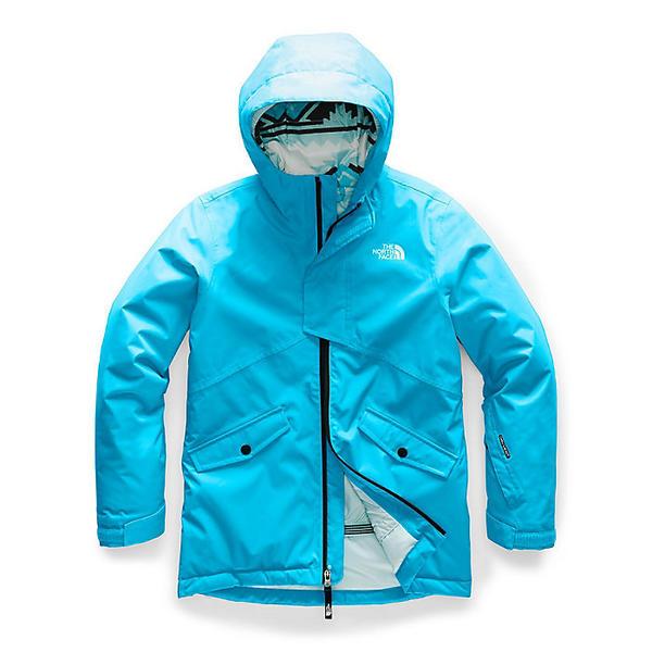 (取寄)ノースフェイス ガールズ フリーダム インスレート ジャケット The North Face Girls' Freedom Insulated Jacket Turquoise Blue