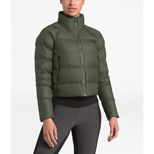 【クーポンで最大2000円OFF】(取寄)ノースフェイス レディース ハイアライト ダウン ジャケット The North Face Women's Hyalite Down Jacket New Taupe Green