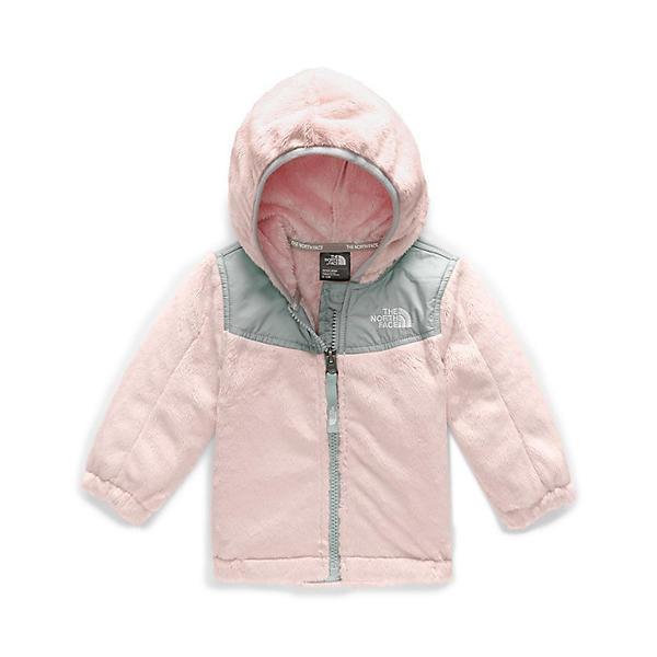 (取寄)ノースフェイス インファント オソ フーディ The North Face Infant Oso Hoodie Purdy Pink / Meld Grey