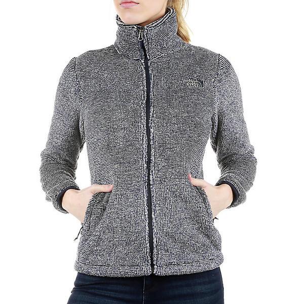 【クーポンで最大2000円OFF】(取寄)ノースフェイス レディース シーズナル オシト ジャケット The North Face Women's Seasonal Osito Jacket Urban Navy / Dove Grey