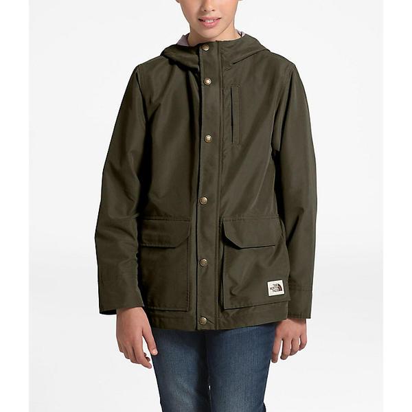 (取寄)ノースフェイス ユース シェラ ユーティリティ ジャケット The North Face Youth Sierra Utility Jacket