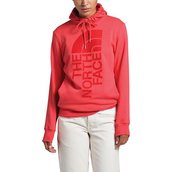 (取寄)ノースフェイス レディース トリバート プルオーバー フーディ The North Face Women's Trivert Pullover Hoodie Cayenne Red