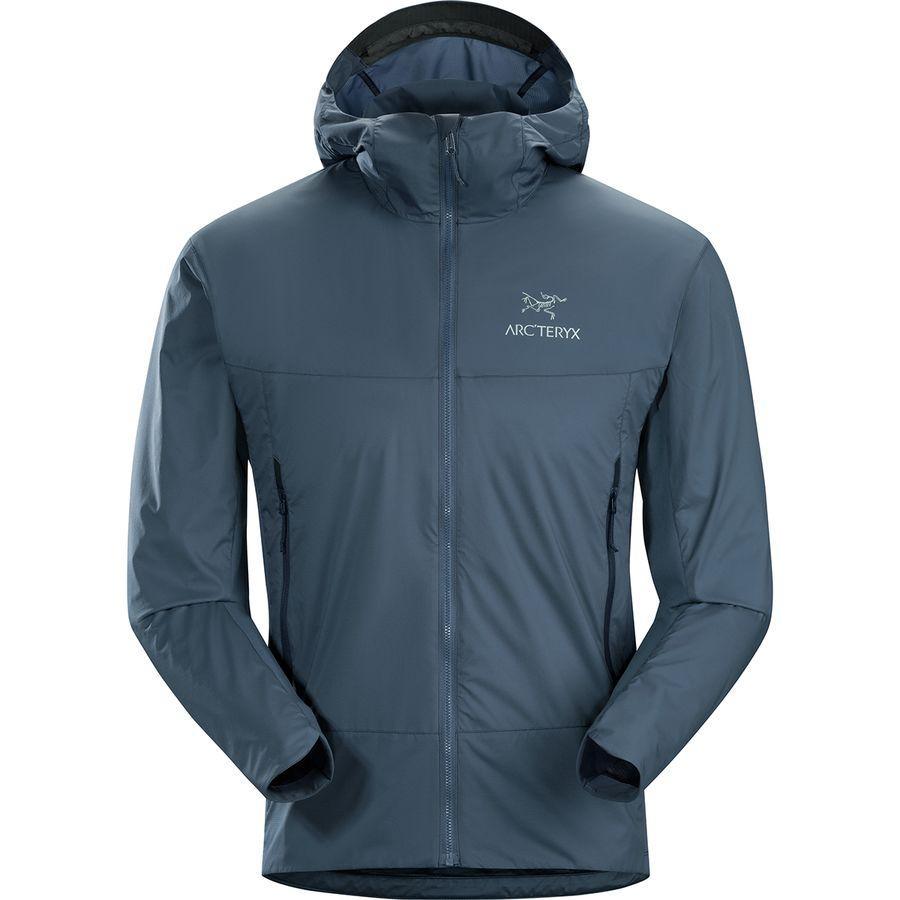 (取寄)アークテリクス メンズ アトム SL フーデッド インサレーテッド ジャケット Arc'teryx Men's Atom SL Hooded Insulated Jacket Neurostorm