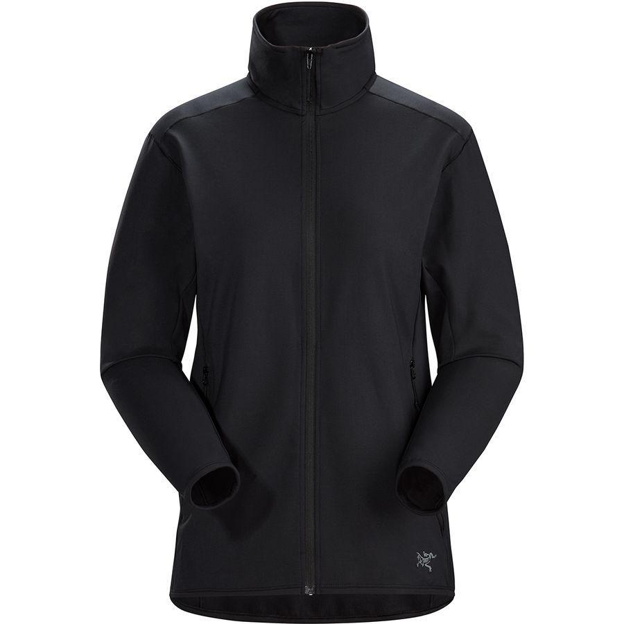 【クーポンで最大2000円OFF】(取寄)アークテリクス レディース カイヤナイト LT ジャケット Arc'teryx Women Kyanite LT Jacket Black
