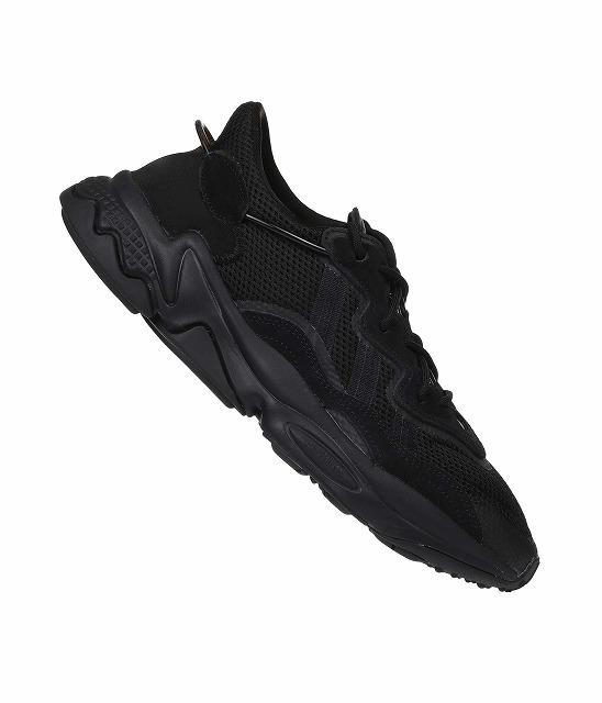 (取寄)アディダス オリジナルス メンズ オズウィーゴ adidas originals Men's Ozweego  Core Black/Core Black/Grey Five