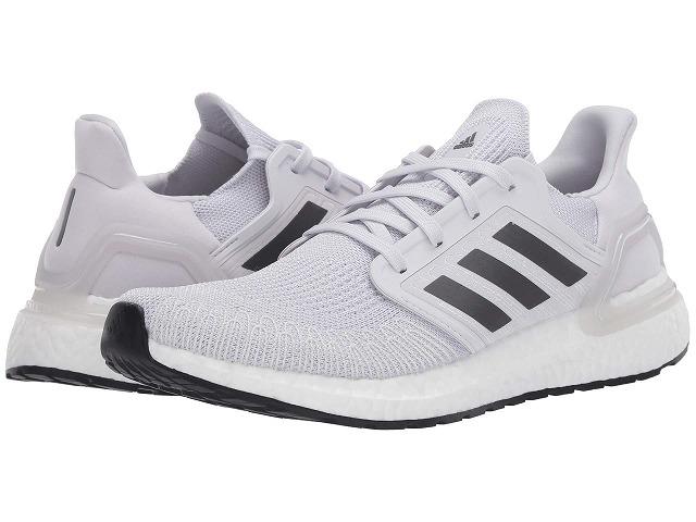【マラソン ポイント10倍】(取寄)アディダス メンズ ウルトラブースト 20 ランニングシューズ adidas Men's Running Ultraboost 20 Dash Grey/Grey Five/Footwear White