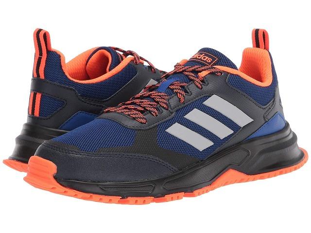【クーポンで最大2000円OFF】(取寄)アディダス メンズ Rockadia トレイル 3.0 ランニングシューズ adidas Men's Running Rockadia Trail 3.0 Collegiate Royal/Grey Two/Legend Ink