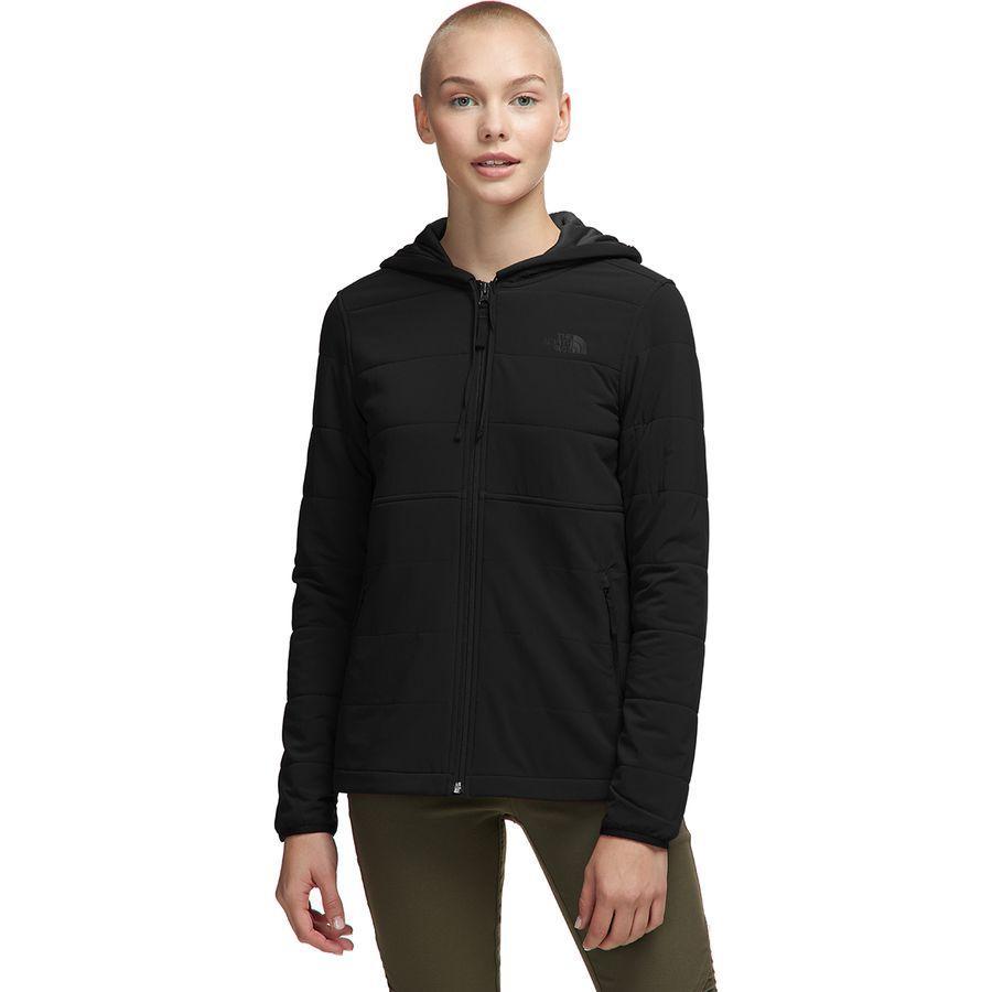 (取寄)ノースフェイス レディース マウンテン トレーナー 3.0フルジップ パーカー The North Face Women Mountain 3.0 Full-Zip Hoodie Sweatshirt Tnf Black