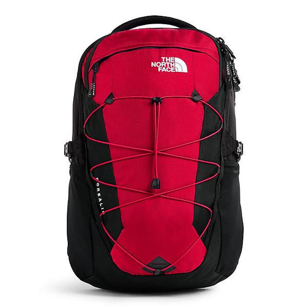 (取寄)ノースフェイス ボレアリス バックパック The North Face Borealis Backpack TNF Red Ripstop / TNF Black