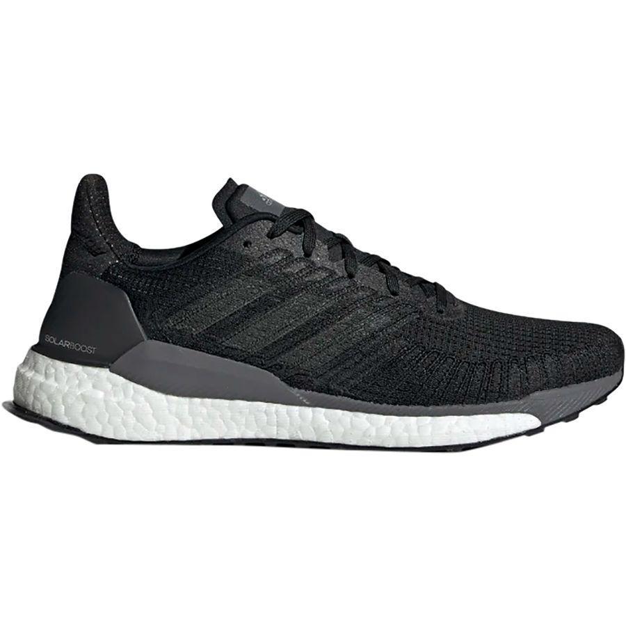 【クーポンで最大2000円OFF】(取寄)アディダス メンズ ソーラー ブースト  ランニング シューズ Adidas Men's Solar Boost Running Shoe Running Shoes Core Black/Carbon/Grey Five