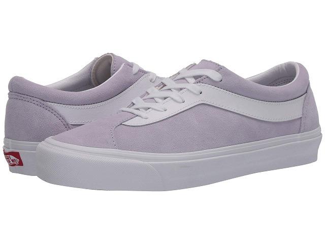 (取寄)Vans(バンズ) スニーカー ボールド ニー ユニセックス メンズ レディース Vans Unisex Bold Ni (Suede) Lavender Blue/True White