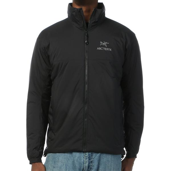 アークテリクス メンズ アトム AR インサレーテッド ジャケット Arc'teryx Men's Atom AR Insulated Jacket Black