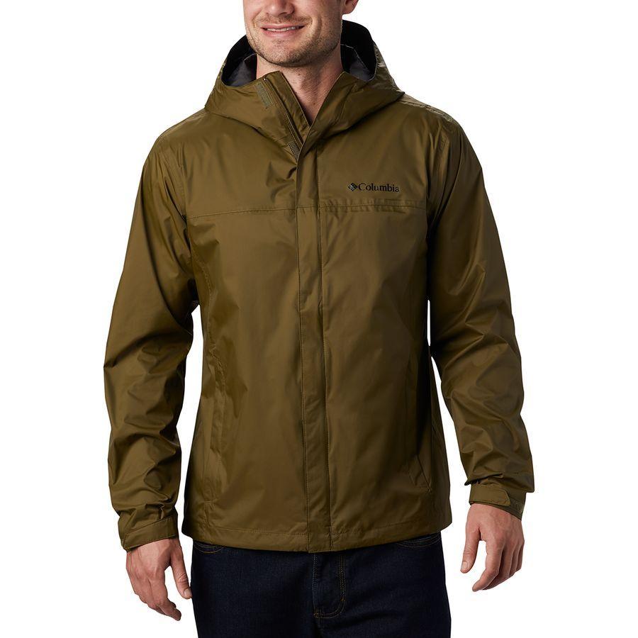 【クーポンで最大2000円OFF】(取寄)コロンビア メンズ ウォータータイト 2 ジャケット Columbia Men's Watertight II Jacket New Olive