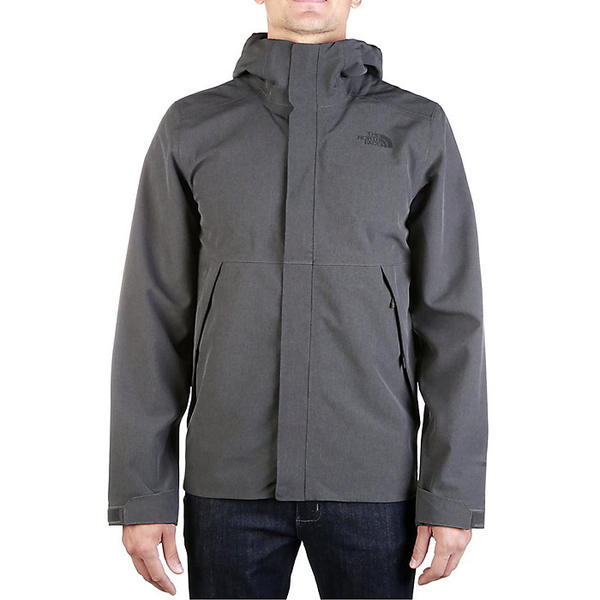 【マラソン ポイント10倍】(取寄)ノースフェイス メンズ アペック フレックス ドライベント ジャケット The North Face Men's Apex Flex DryVent Jacket TNF Dark Grey Heather