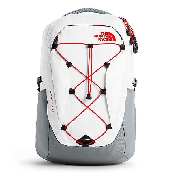 (取寄)ノースフェイス レディース ボレアリス バックパック The North Face Women's Borealis Backpack TNF White Heather / Mid Grey