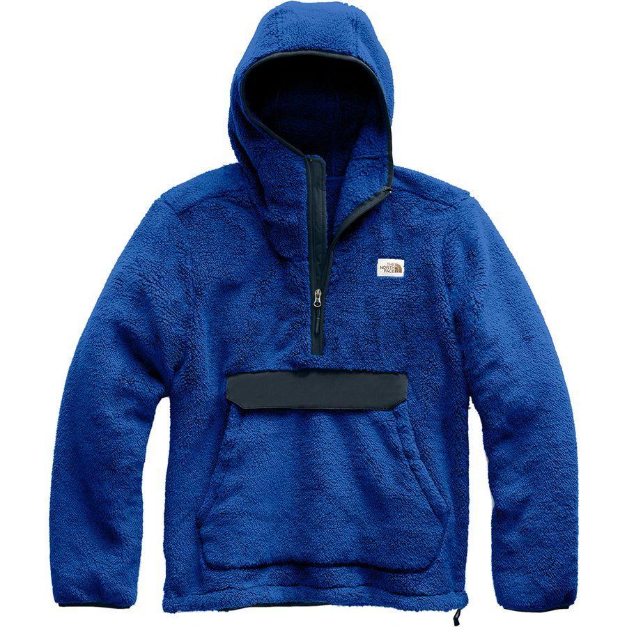 【エントリーでポイント10倍】(取寄)ノースフェイス メンズ Campshire プルオーバー パーカー The North Face Men's Campshire Hoodie Pullover Tnf Blue/Urban Navy