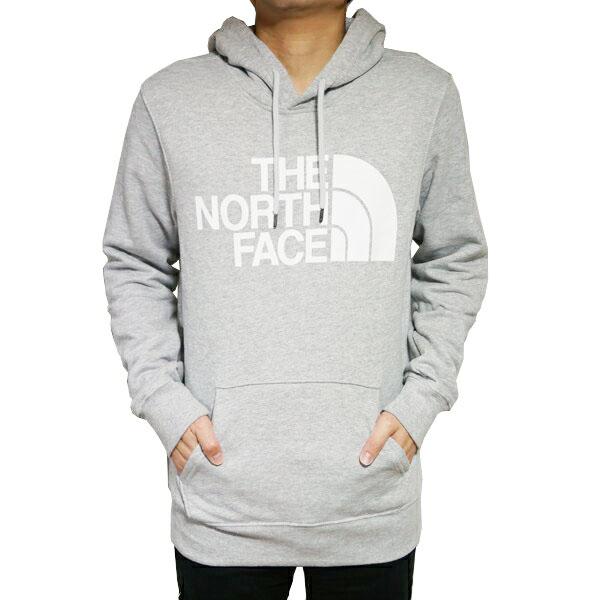 ノースフェイス パーカー メンズ グレー ハーフドーム プルオーバー スウェットパーカー The North Face Men's Half Dome  Hoodie Pullover TNF Light Grey Heather:スウィートラグ