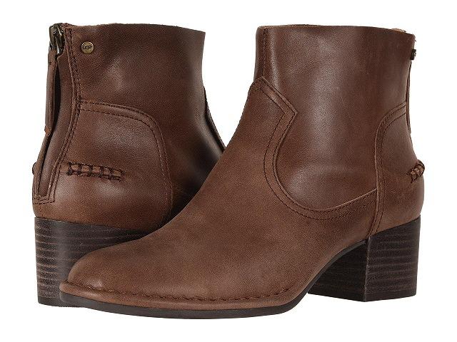 (取寄)アグ レディース バンダラ アンクル ブーツ UGG Women Bandara Ankle Boot Coconut Shell
