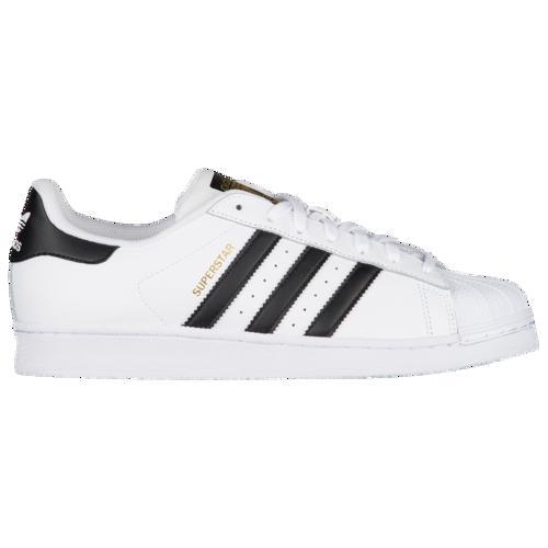(取寄)アディダス メンズ オリジナルス スーパースター Men's adidas Originals Superstar White Black White