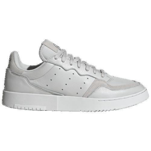 (取寄)アディダス メンズ オリジナルス スーパーコート Men's adidas Originals Supercourt Grey Grey Crystal White