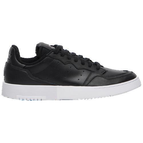 (取寄)アディダス メンズ オリジナルス スーパーコート Men's adidas Originals Supercourt Black Black White