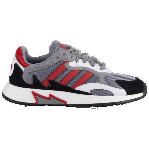 (取寄)アディダス メンズ オリジナルス Tresc ラン Men's adidas Originals Tresc Run Grey Scarlet Black