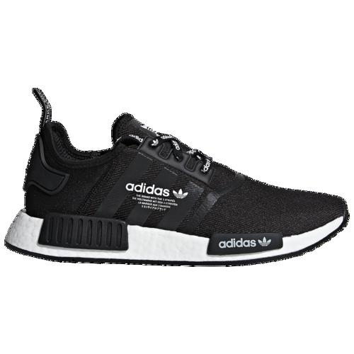 (取寄)アディダス メンズ オリジナルス NMD R1 Men's adidas Originals NMD R1 Black Black White