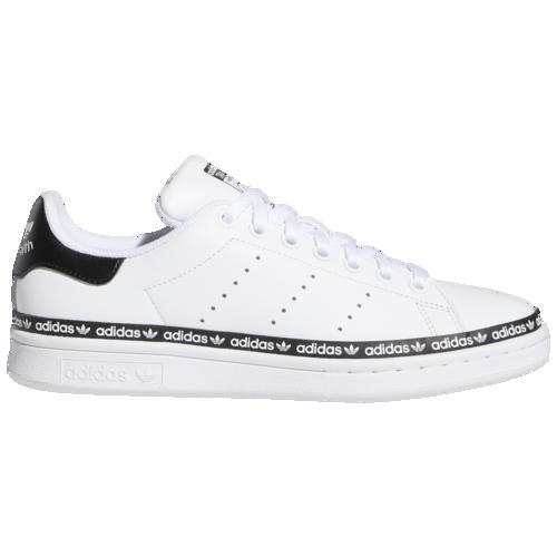 (取寄)アディダス レディース オリジナルス スタン スミス Women's adidas Originals Stan Smith White White Black