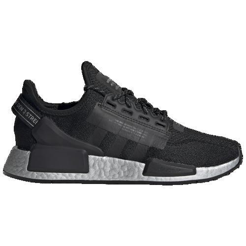 (取寄)アディダス レディース オリジナルス NMD R1 V2 Women's adidas Originals NMD R1 V2 Black Black Black