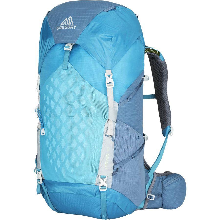 【クーポンで最大2000円OFF】(取寄)グレゴリー レディース メイヴァン 35L バックパック Gregory Women Maven 35L Backpack River Blue