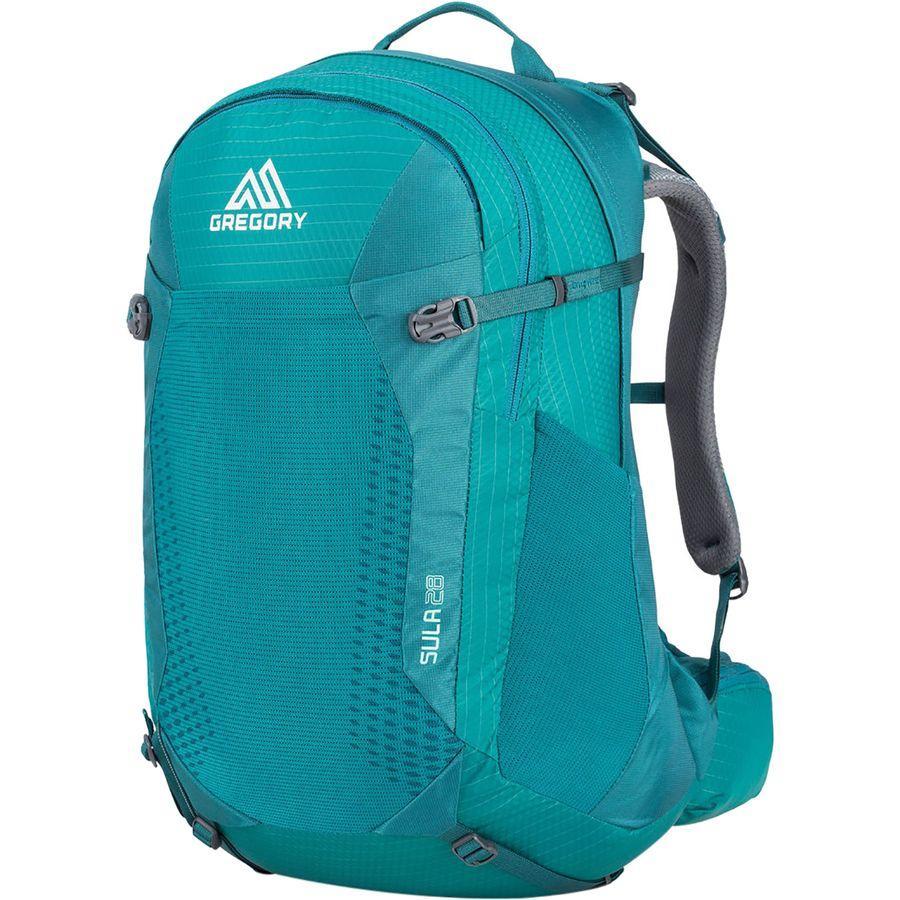 【クーポンで最大2000円OFF】(取寄)グレゴリー レディース スーラ 28L バックパック Gregory Women Sula 28L Backpack Mineral Green