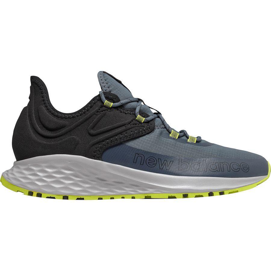 (取寄)ニューバランス メンズ フレッシュ フォーム ローブ トレイル シューズ New Balance Men's Fresh Foam Roav Trail Shoe Orion Blue/Black