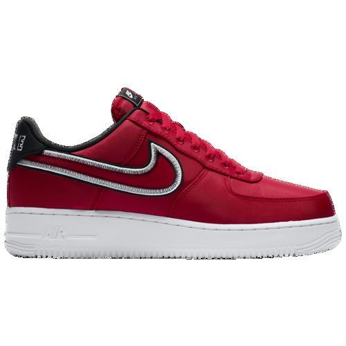 (取寄)ナイキ メンズ エア フォース 1 LV8 Nike Men's Air Force 1 LV8 University Red Black White