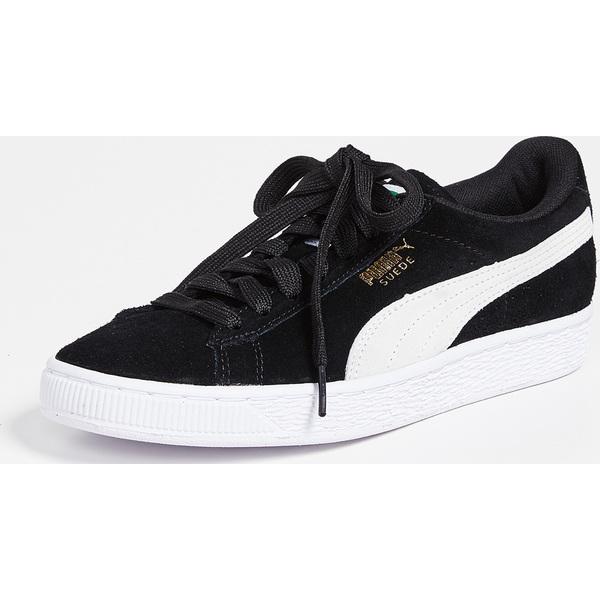 (取寄)プーマ スエード クラシック スニーカー PUMA Suede Classic Sneakers Black